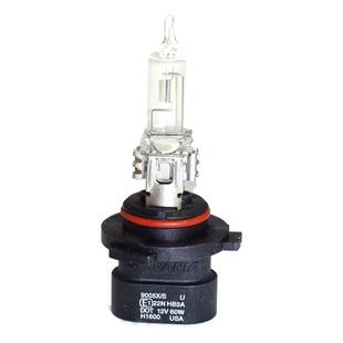 Žárovka hlavního světlometu