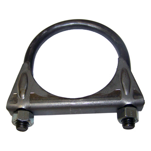 Exhaust Clamp - 2.50""