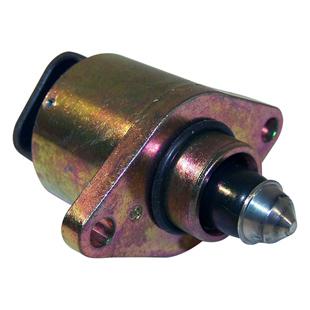 Volnobezny regulacni ventil, privod vzduchu