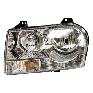 Headlamp Assembly, Left