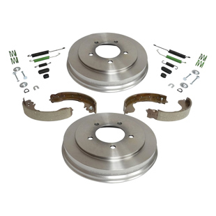 Drum Brake Service Kit, Rear