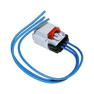 Connecteur + kit de réparation de harnais