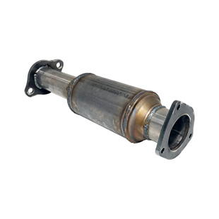 Mid Catalytic Converter