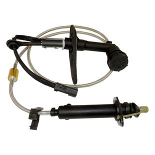 Clutch Hydraulic Assembly, LHD