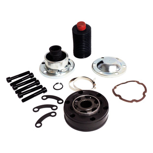 CV Joint Repair Kit, Rear
