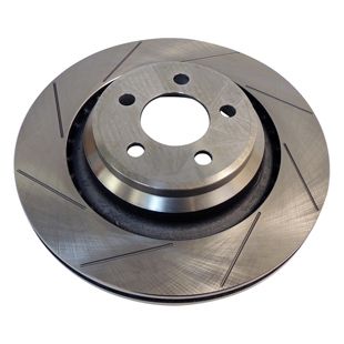 Brake Rotor, Rear