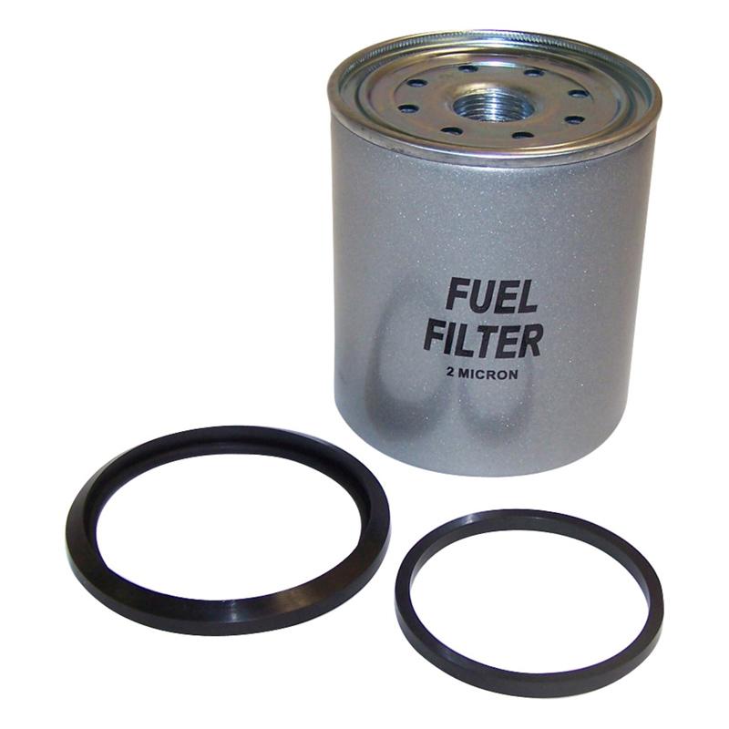 Kompletní sada filtrů