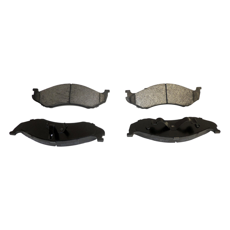 Complete Drilled & Slotted Brake Kit, Front