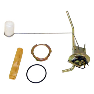 Capteur de niveau de carburant y compris le filtre