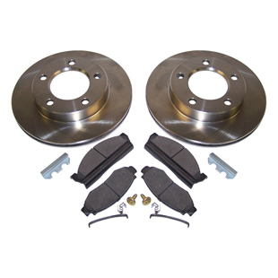 Service Kit disque de frein (avant)
