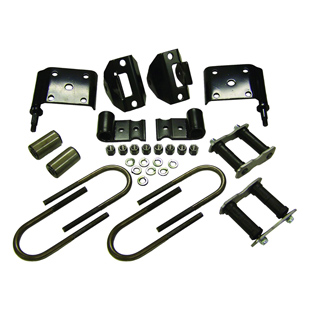 Complete Rear Spring Mounting Kit