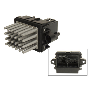 Power Blower Motor Module