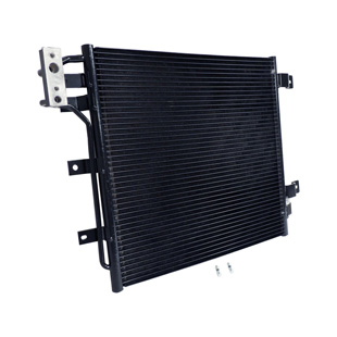 A/C And Transmission Cooler Condenser