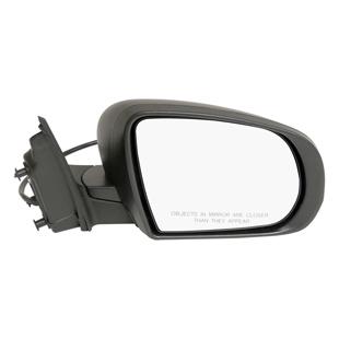 Mirror, Right, Black
