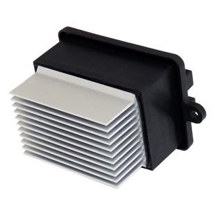 Odpor motoru ventilátoru