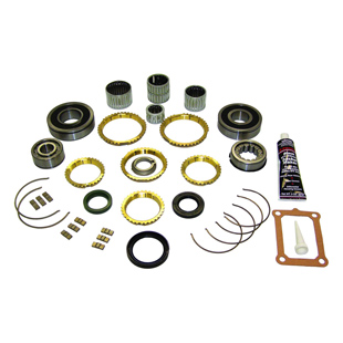 Transmission Master Overhaul Kit