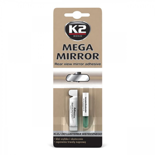 MEGA MIRROR 6ML 60sec rear view mirror adhes