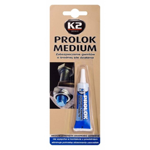 PROLOK MEDIUM 6ML Anaerobic adhes medium strength