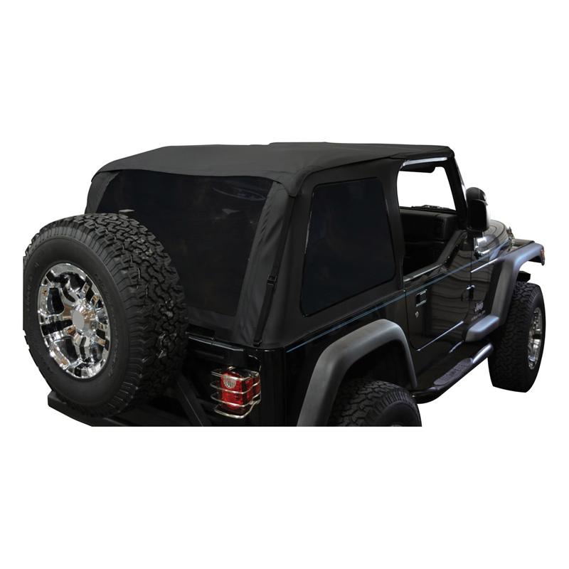 Chrysler 200 Convertible Hardtop: BRT10035 Bowless Stoffdach Für Jeep TJ Wrangler
