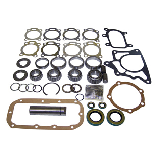 Transfer Case Master Overhaul Kit