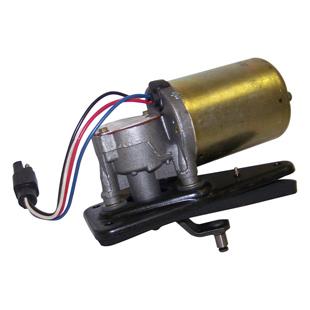 Motorek stěračů - přední