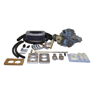 Weber Caburador Kit