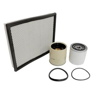 Kit maître de filtre