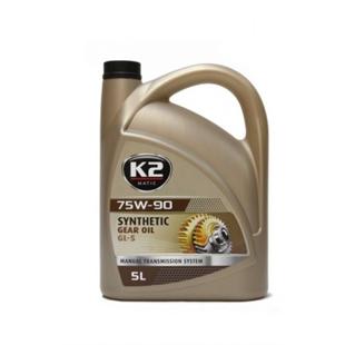 2 MATIC 75W90 GL5, aceite para engranajes completamente sintético