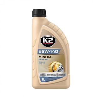 MATIC 85W140 GL5 aceite mineral de engranaje de alta calidad, 1 Liter