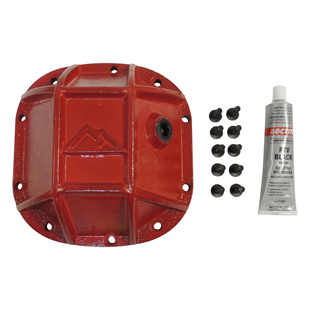 Heavy Duty Differential Cover DANA 30
