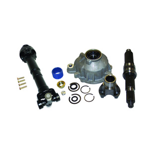 Kit de Slip yoke eliminator y cardan reforzado