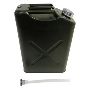 Jerrycan d'olive