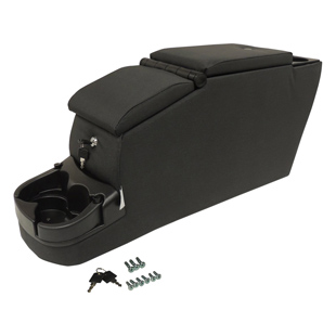 Deluxe Dual Center Console