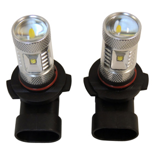 LED Fog Lamp Bulb Kit