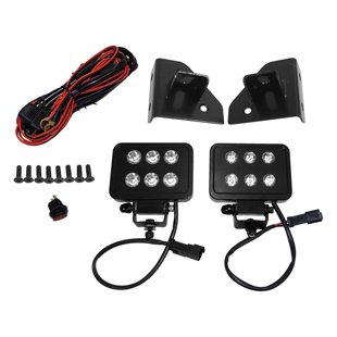 Kit luz LED de 4""