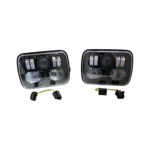 LED Headlamp Set, 5x7""