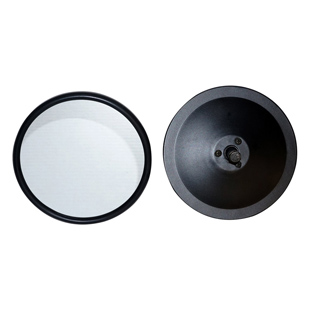 Round Head Mirror Set
