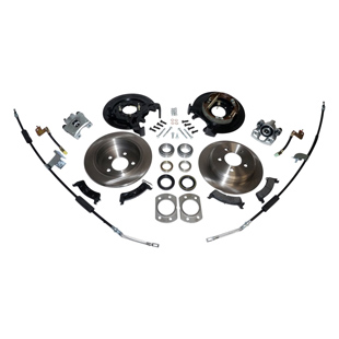 Disc Brakes Conversion Kit, Dana 44