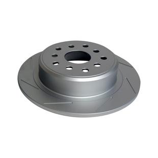 Frenos de disco alto rendimiento traseros