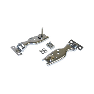 Stainless Steel Liftglass Hinge Kit