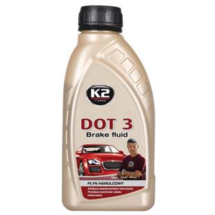 Liquide de freins DOT3 500g