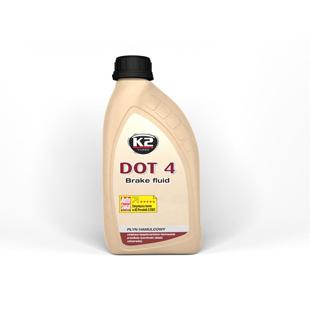 Liquide de freins DOT4 500g