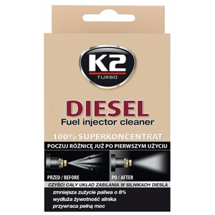 DIESEL 50ML Injector Cleaner for Diesel - single packing