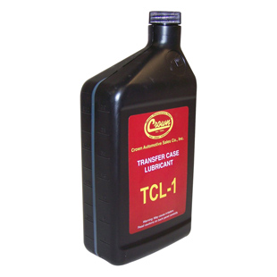 Transfer Case Fluid