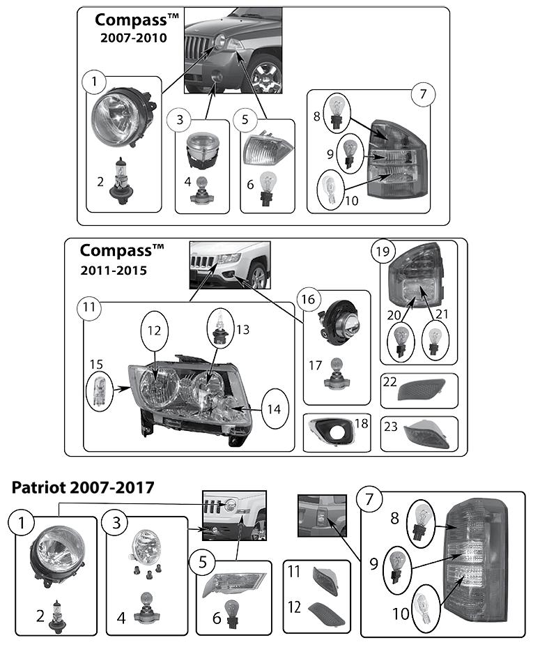 diagram lightning jeep mk compass    patriot 2007  2016