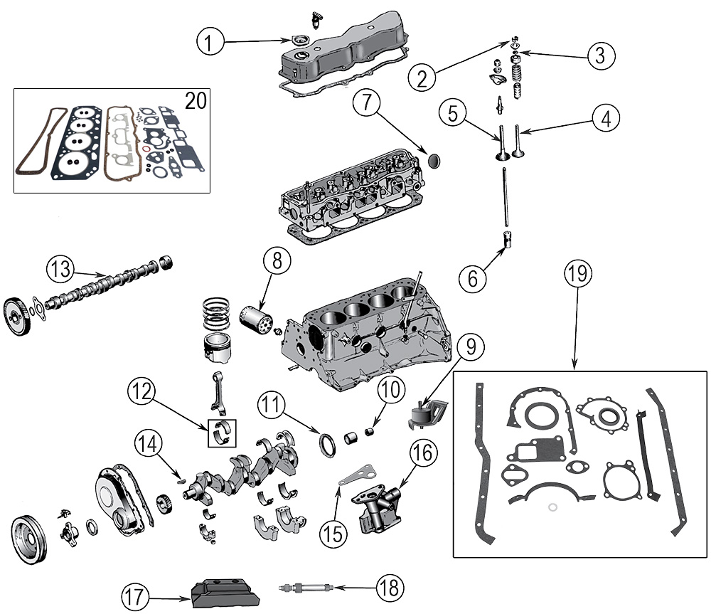 Jeep Engine Parts Diagram Engine Car Parts And Component Diagram