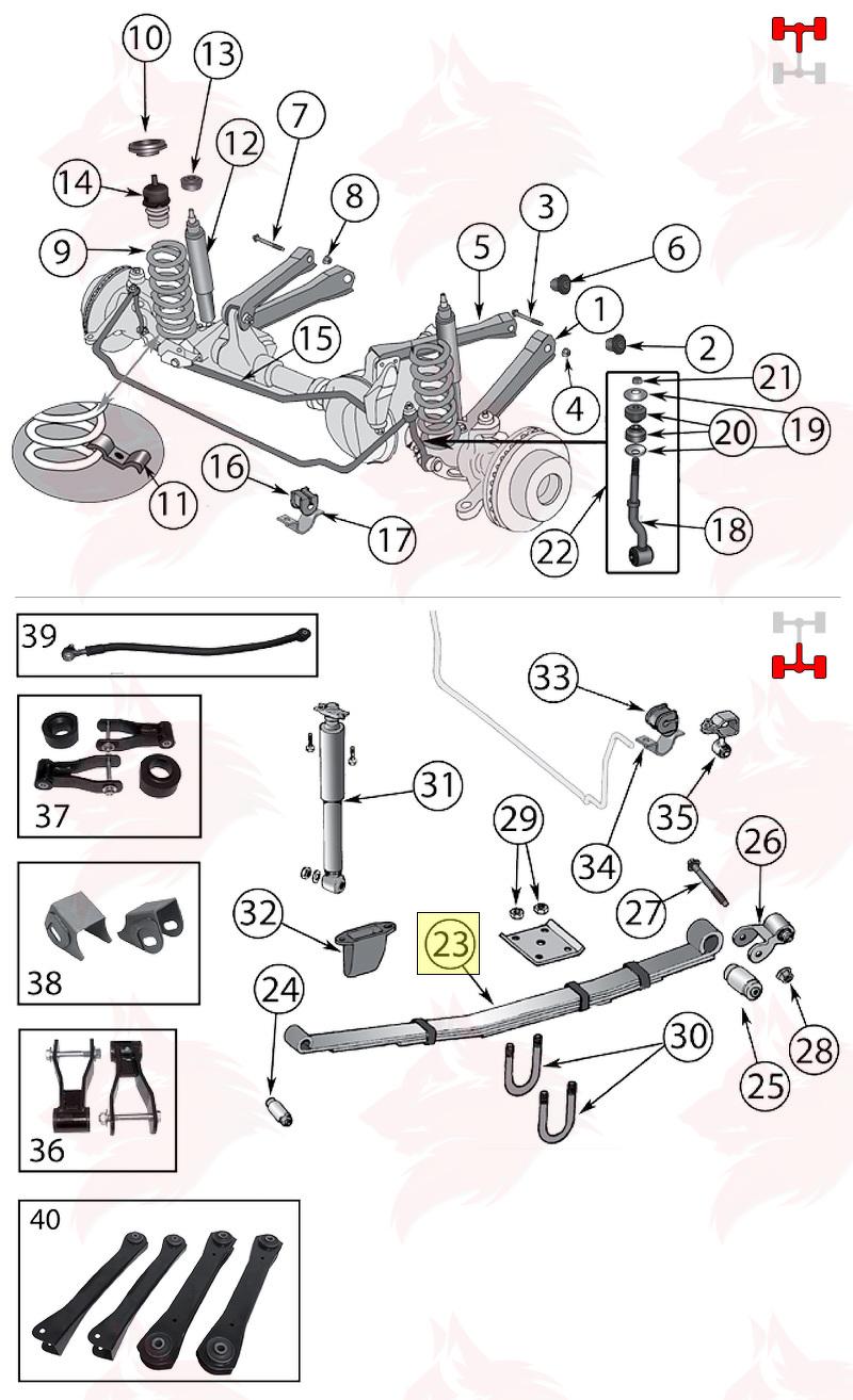 Ab on Chrysler Sebring Suspension Diagram