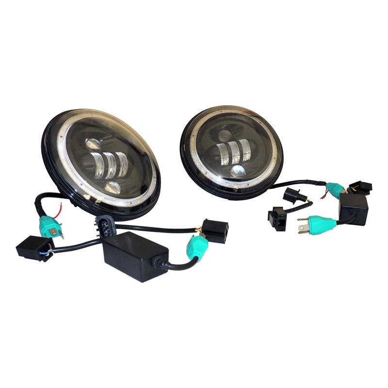 """7"""" LED Headlight Kit"""