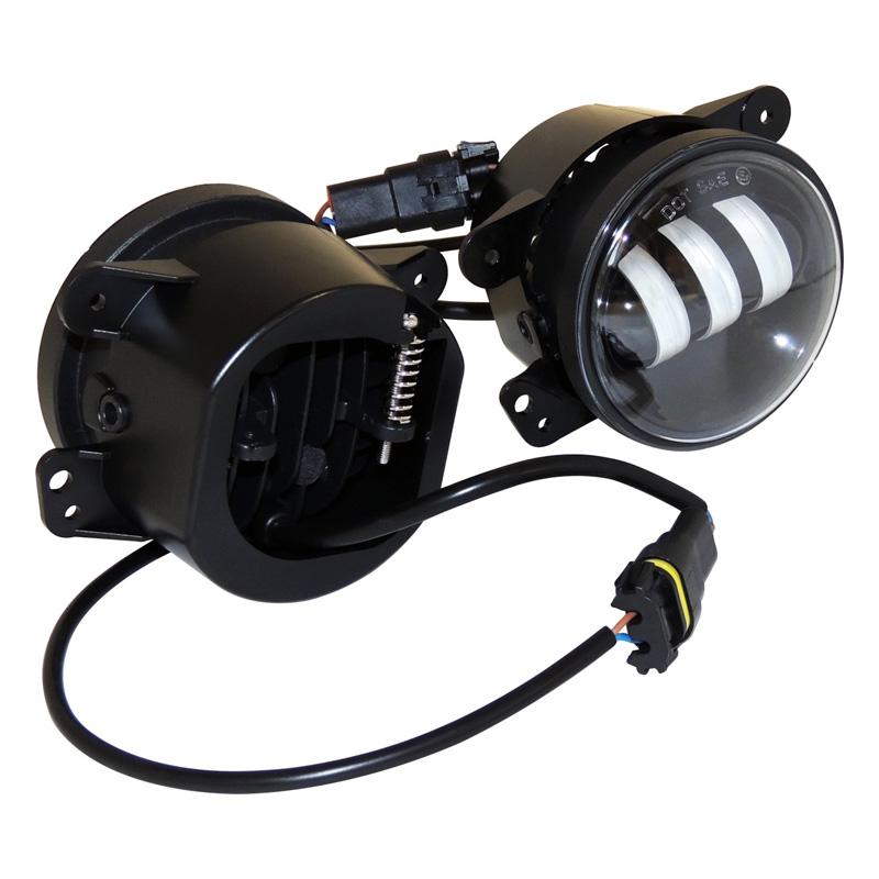 LED Fog Lamp Set