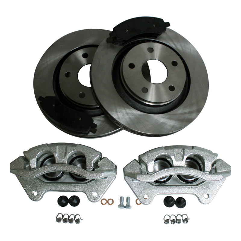 HD Performance Brake Kit